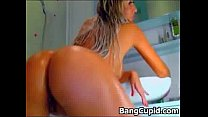 real webcam teen loirinha peladinha no banheiro